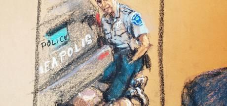 Politie-instructeur: agent paste foute techniek toe op George Floyd