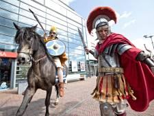 Aan belangstelling voor het Romeins Weekend is in Alphen geen gebrek