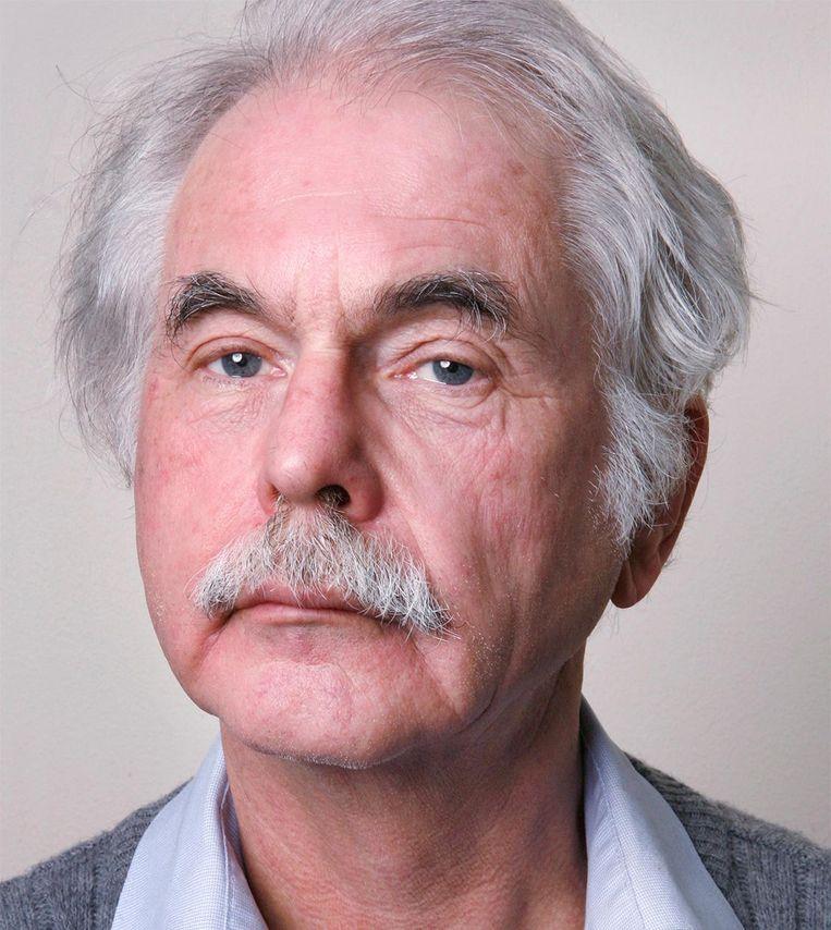 Frank Ankersmit Beeld Jörgen Caris.