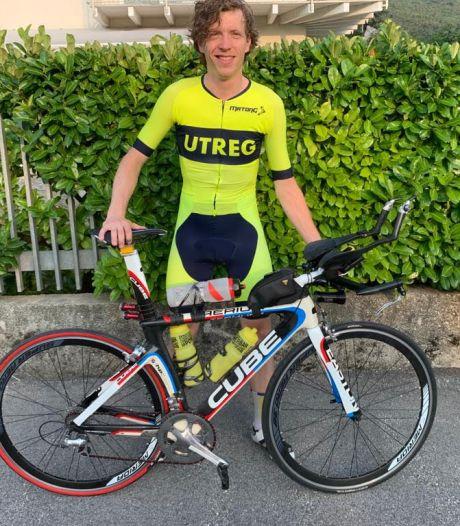 Utrechter Daan (29) wilde 4400 kilometer fietsen naar de Noordkaap, maar strandde in Slovenië