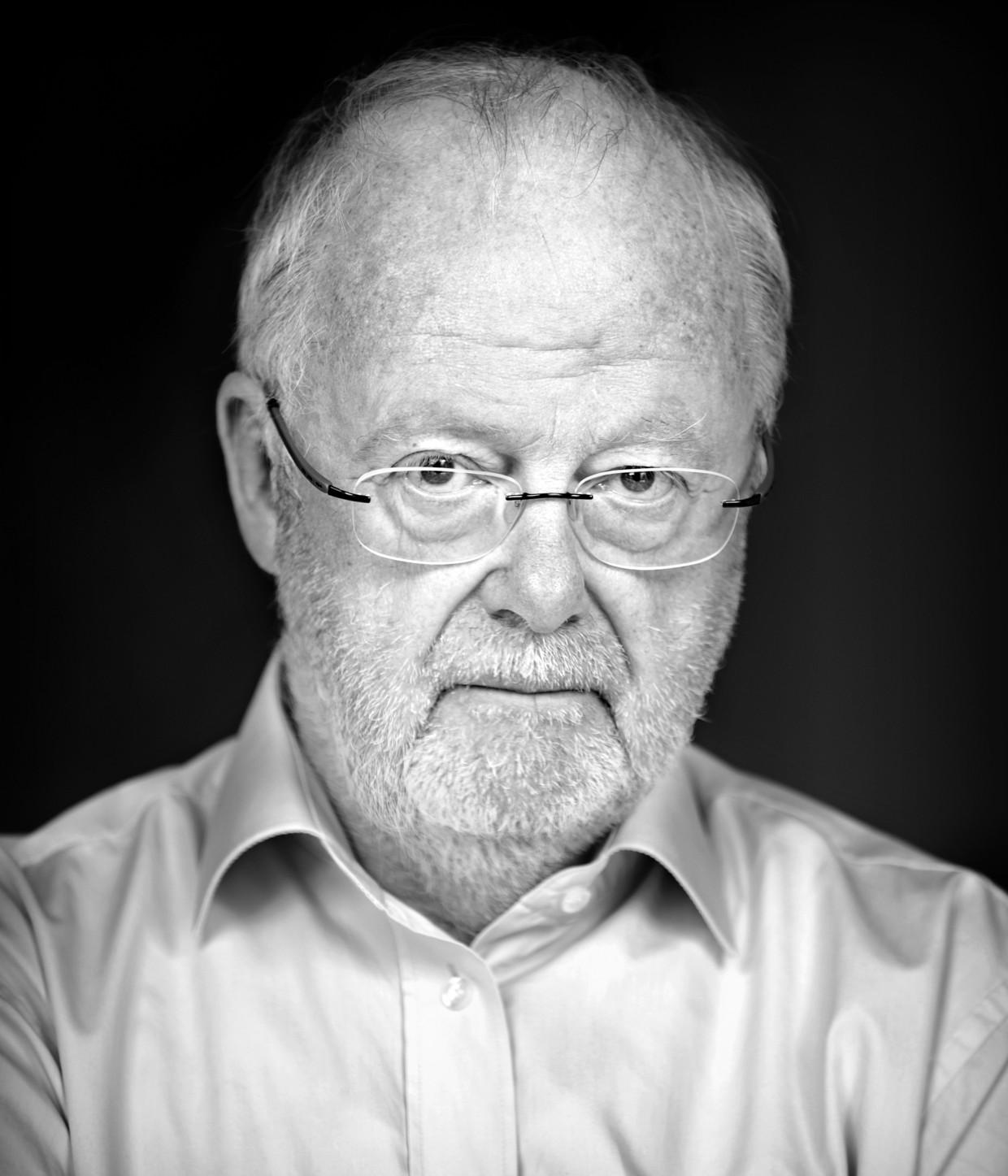 Louis Andriessen. Beeld Joost van den Broek