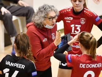 """Coach Cristina Moga (Antwerp Volley Team): """"We hebben twee punten laten liggen"""""""