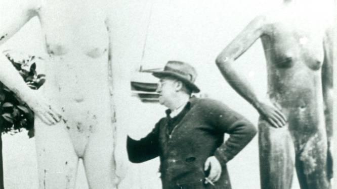 Facebook blokkeert Oostends museum voor... twee naakte vrouwenbeelden van Permeke