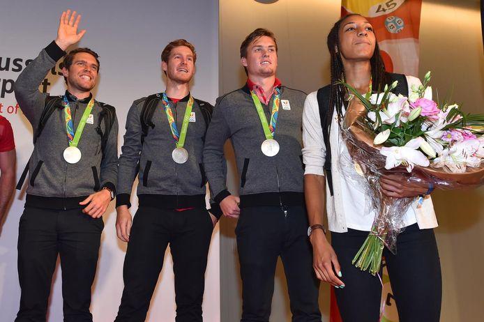 (Beaucoup) mieux que les six médailles de Rio?