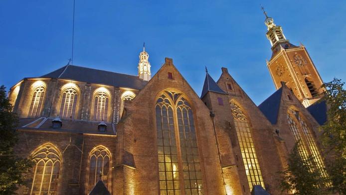 De Grote Kerk in het hart van Den Haag