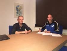 Hoofdtrainer Schuiten en VVR verlengen samenwerking