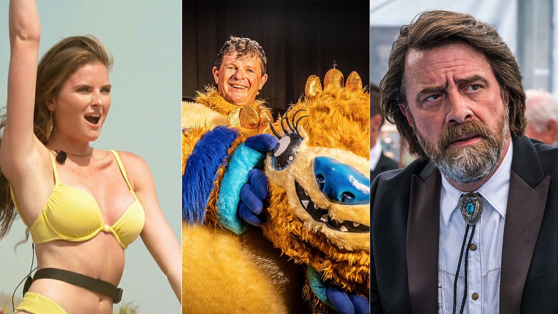 Televisieseizoen: 'Love Island', 'The Masked Singer', 'Undercover'