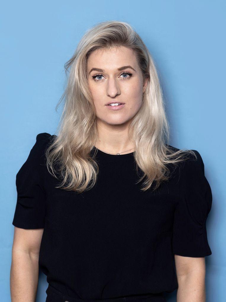 Britt Dekker is binnenkort te zien als duopresentator van het nieuwe programma We Want More.  Beeld Els Zweerink