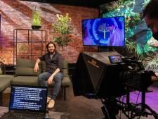 Online evenementen zijn booming, daarom is er nu een professionele studio in Meppel