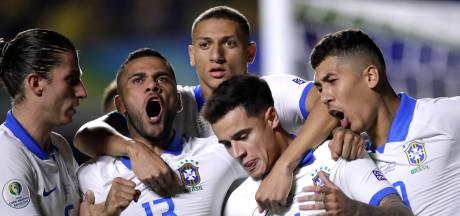 Brazilië mét Neres opent Copa América met winst op Bolivia