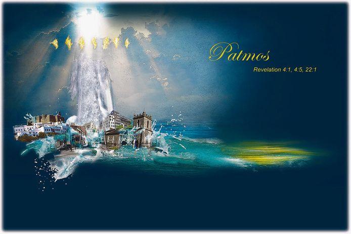 Beeltenis van de website van de sekte River of Glory