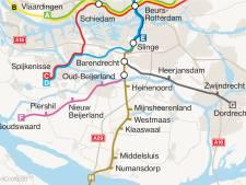 Tim (21) begint petitie om metro naar de Hoeksche Waard te laten rijden