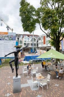 Strandwoningen aan het Veenendaalse stadsstrand over een maand klaar voor gebruik