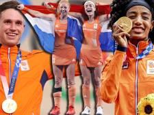 Medaillespiegel: TeamNL eindigt in Tokio op recordaantal van 36 medailles