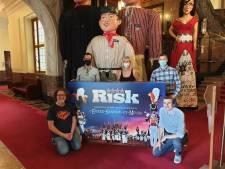 Le jeu Risk va être adapté aux marches de l'Entre-Sambre-et-Meuse