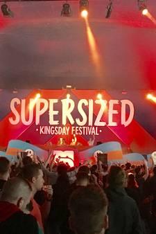 Supersized Kingsday in Best: hardstyle en hardcore blijft mega-populair