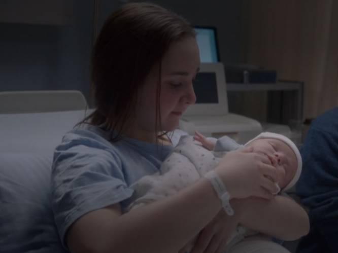 GTST-kijkers in tranen bij bevalling tienermoeder Demi: 'Makers hebben zichzelf overtroffen'