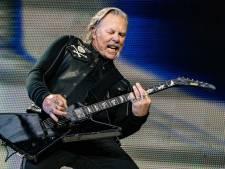 Metallica speelt André Hazes, dochter Roxeanne intens trots