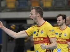 Volleyballers Dynamo zijn nog niet welkom in Duitse competitie