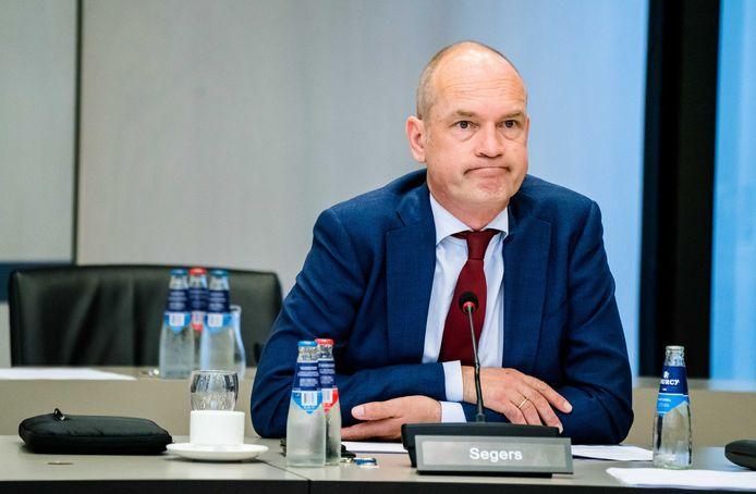 ChristenUnie-leider Gert-Jan Segers.