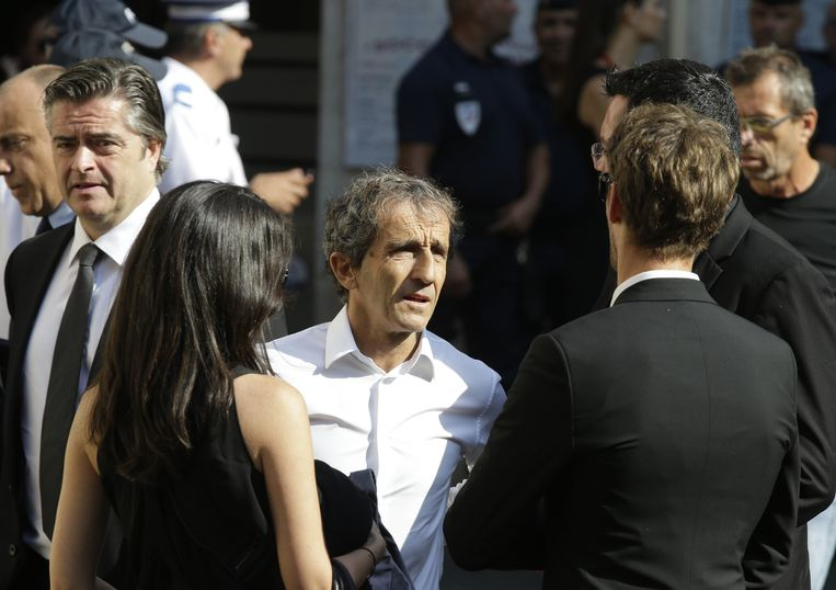 Alain Prost. Beeld AP