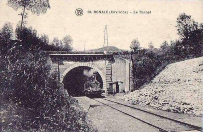 De tunnel van Louise-Marie. Was Hitler hier echt in de nacht van 22 op 23 december 1940?