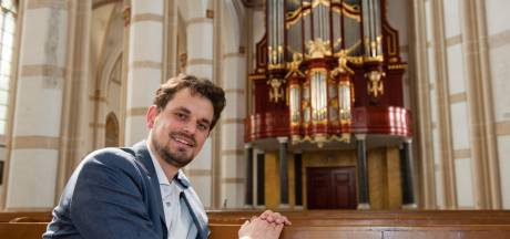 Organist Hugo Bakker (35) van Sint-Maartenskerk Zaltbommel plots overleden