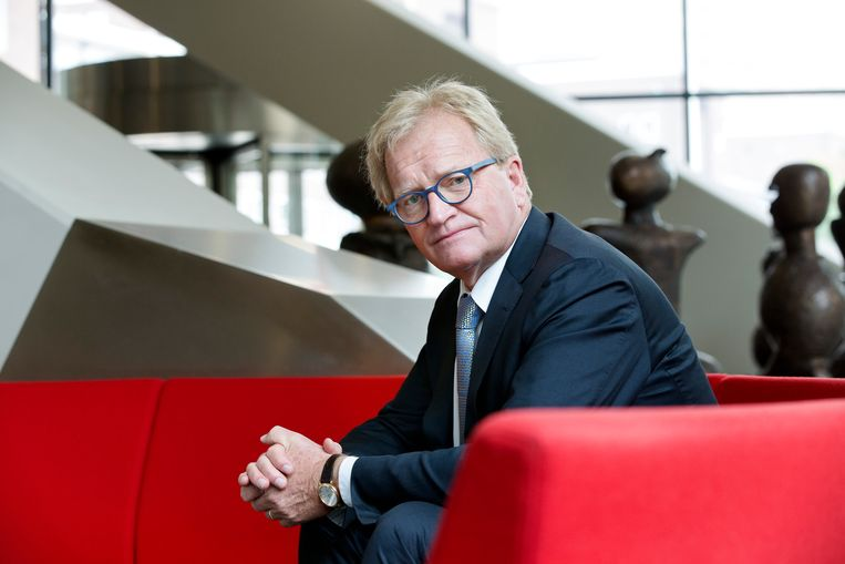 Hans de Boer in 2014 Beeld Hollandse Hoogte /  ANP