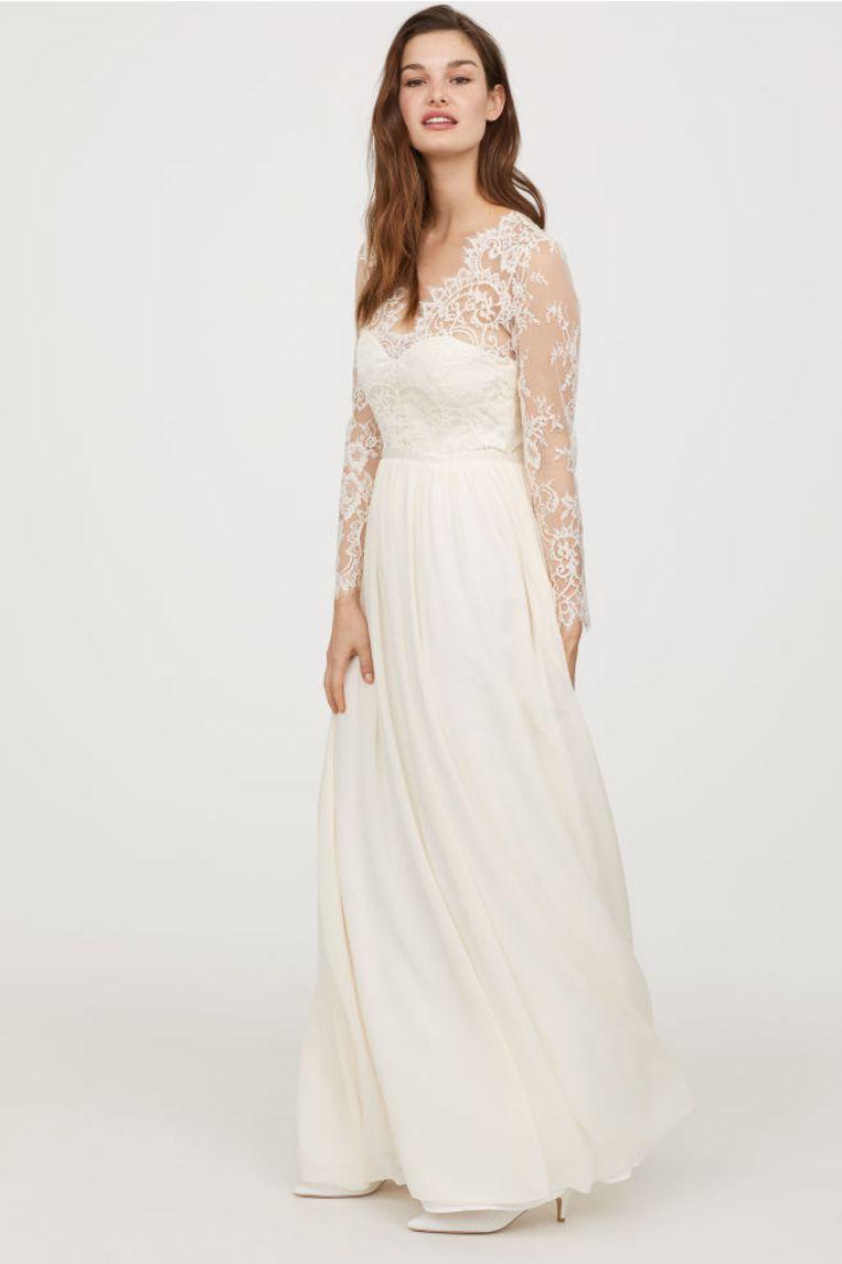 H M Kopieert De Trouwjurk Van Kate Middleton Style Nina
