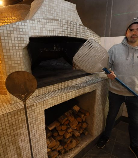 Parkzicht-eigenaren openen Italiaans restaurant Hout in voormalige Pizzaplaats