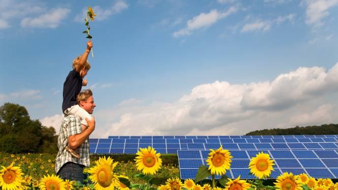 Is elektriciteit goedkoper door het zonnige weer?
