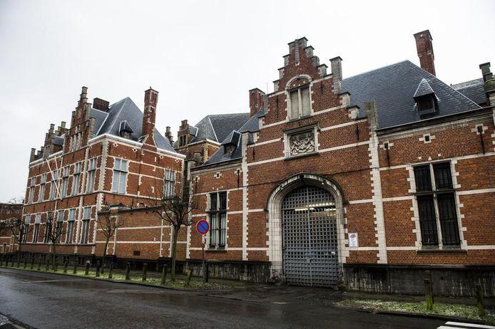 De gevangenis van Vorst.