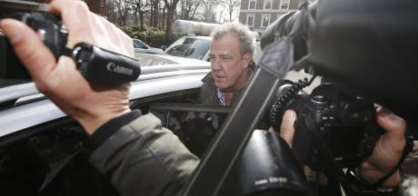 Spanning stijgt over lot Top Gear en presentator Clarkson
