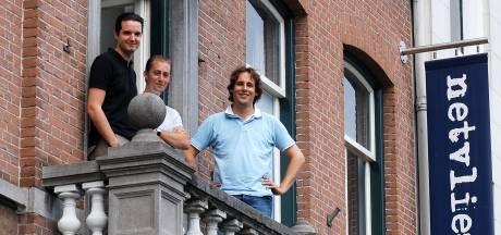 Bredase internetpionier Netvlies: jongste bedrijf is nu overgenomen, maar de naam blijft op de gevel