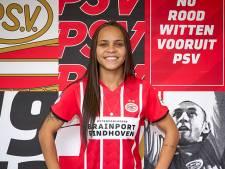 Leticia eerste Braziliaanse voetbalster van PSV