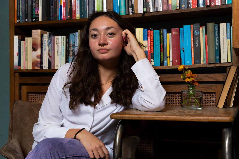 Amara van der Elst. Beeld Hollandse Hoogte / Henriette Guest Fotografie