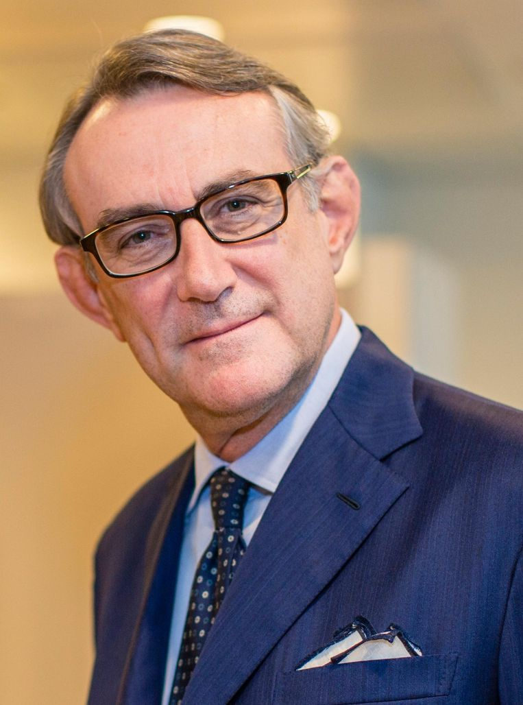 Topman Jean-François van Boxmeer Beeld ANP
