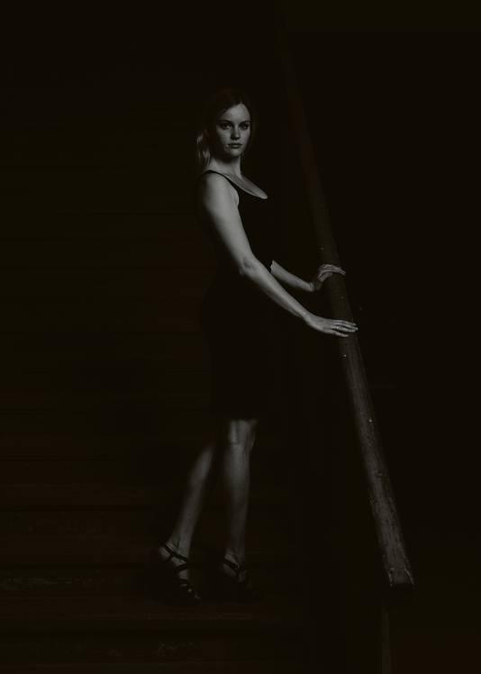 Elodie Kint, Heikant: ,,Ik wil mijn dromen waarmaken, ook al is het soms met knikkende knietjes.''