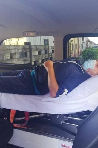 """Bestuurder die wielertoerist Bruno (45) voor dood achterliet in Vogezen, komt weg met lichte straf: """"Precies vrijgeleide om vluchtmisdrijf te plegen"""""""