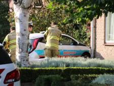Kind bevrijd uit warme auto: vader had per ongeluk sleutels in het contact gelaten