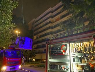 Brand op terras van dakappartement kent accidentele oorzaak