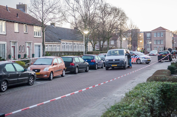 Twee mannen aangehouden na vechtpartij in Oudenbosch. Foto Jeroen Stuve / MaRicMedia