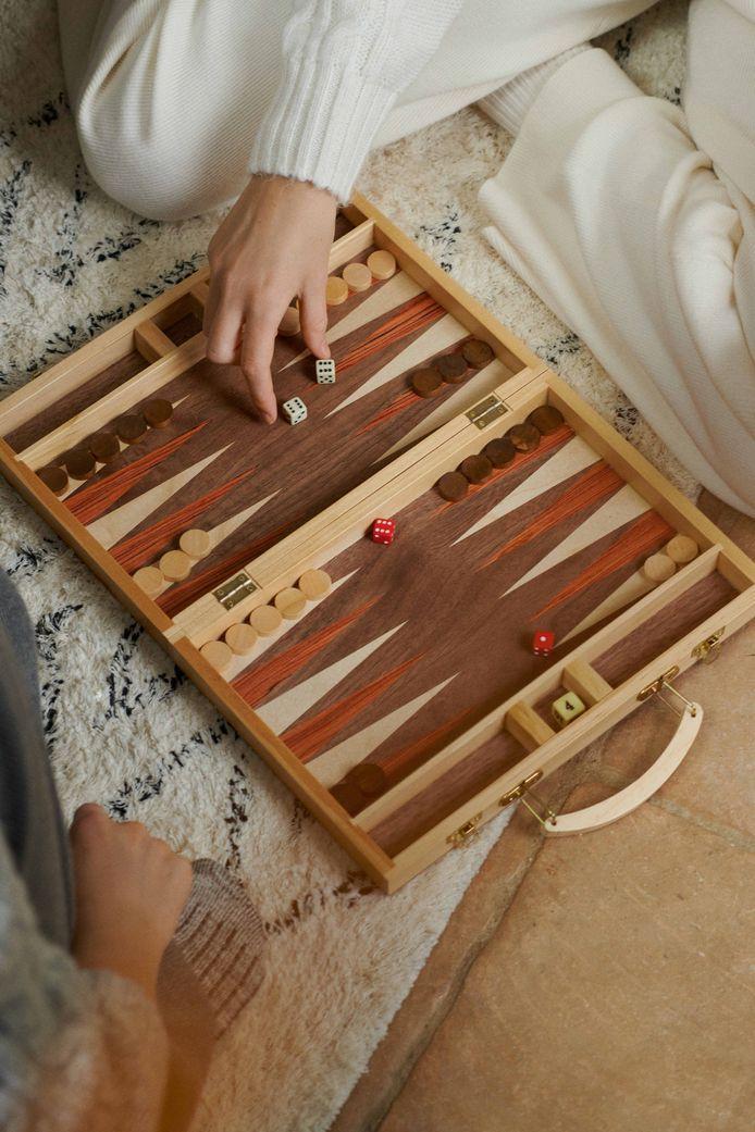 Backgammonkoffer  € 35,99  oysho.com