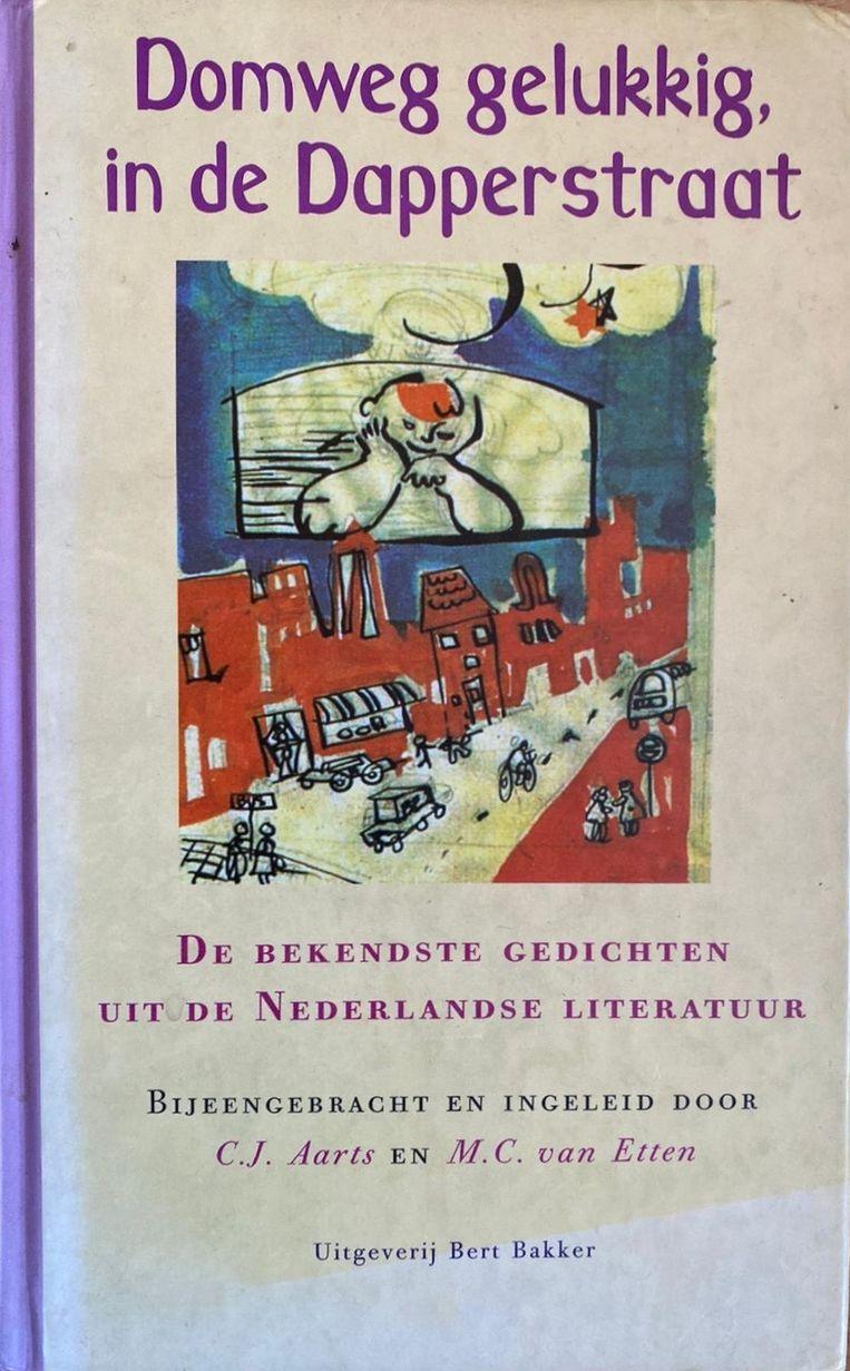 Illustratie Liesbeth van Noorden, ontwerp Erik Prinsen, 1998. Beeld Bert Bakker