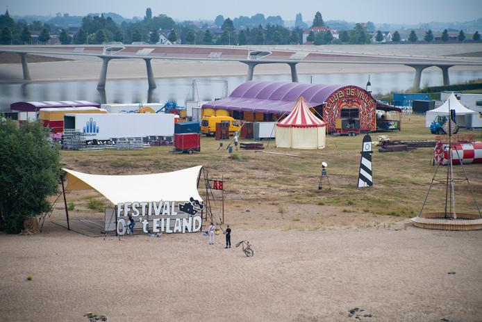 Festival Op 't Eiland.