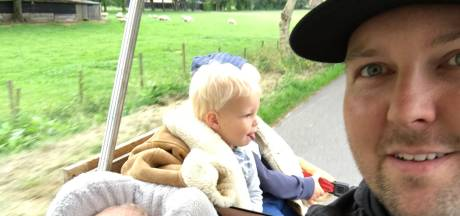 Op Zwarte Cross gestolen golfkar terug naar Friese eigenaar