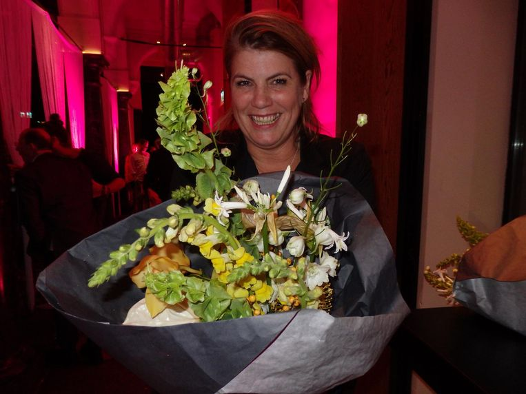 Kookboekenschrijfster en tv-kok Yvette van Boven wordt tweede Beeld Schuim