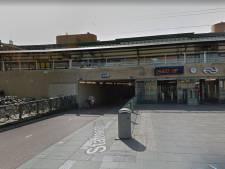 Tunnel onder Station Hilversum twee maanden dicht, fietsers worden omgeleid