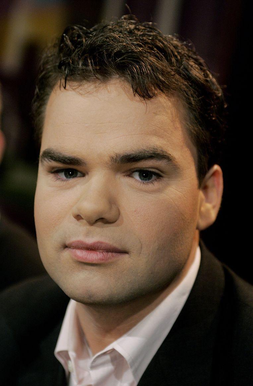 Erik Mouthaan in 2005. Beeld anp