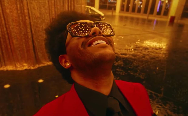 The Weeknd Beeld rv